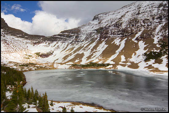 - Ptarmigan Lake, Glacier NP -