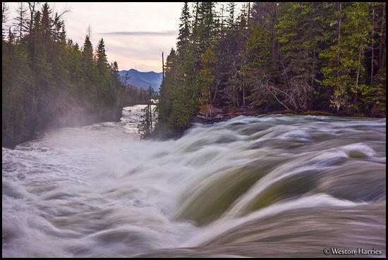 - McDonald Creek, Glacier NP -