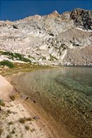 - Lower Crystal Lake, Mineral King Area, Sequoia NP -