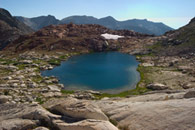 - Upper Crystal Lake, Mineral King Area, Sequoia NP -