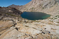 - Upper Monarch Lake, Mineral King Area, Sequoia NP -