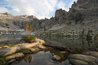 - Pear Lake, Sequoia NP -