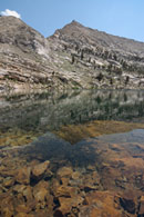 - Lower Franklin Lake, Mineral King Area, Sequoia NP -